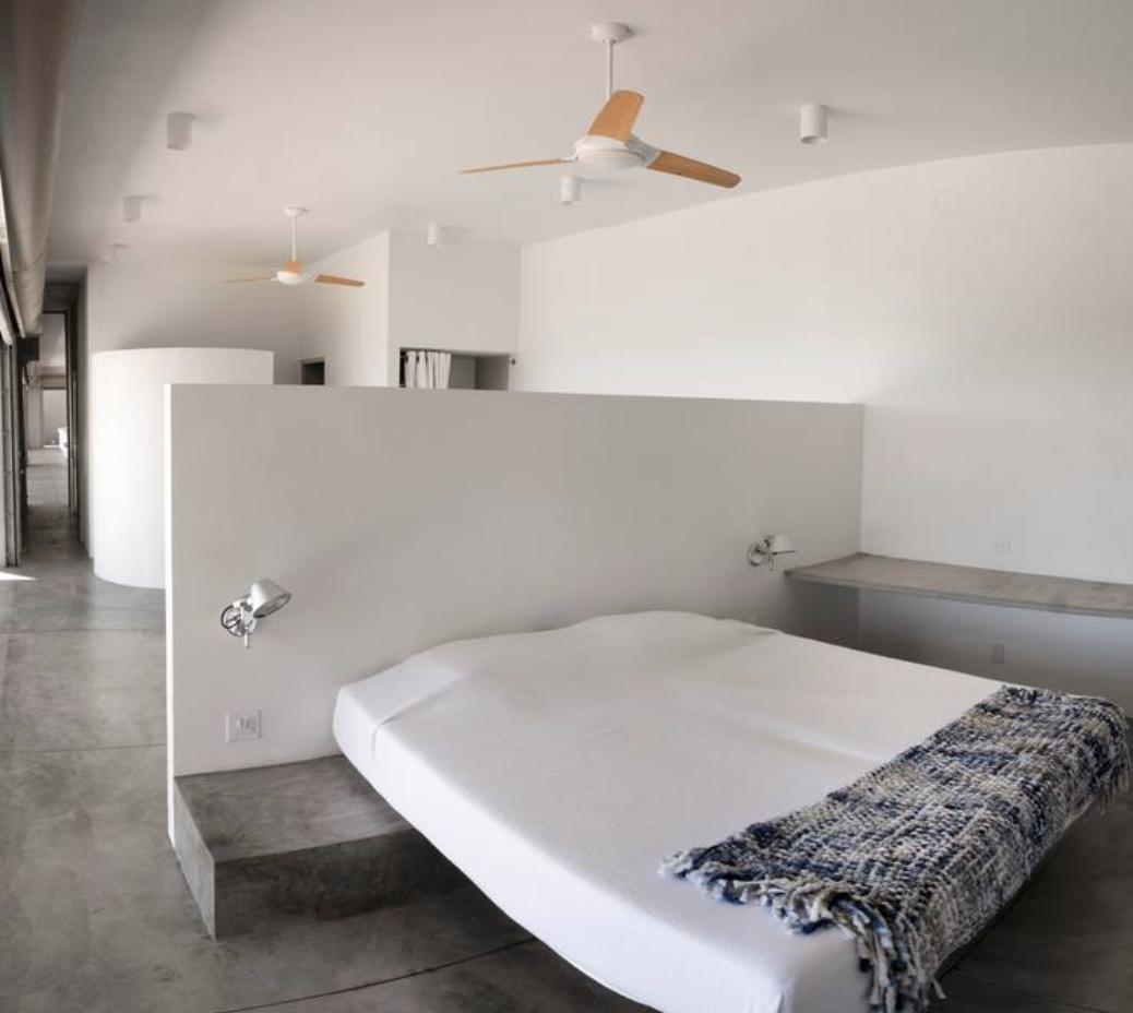 2 Twin Beds + Queen-Size Restoration Hardware Sleeper Sofa -