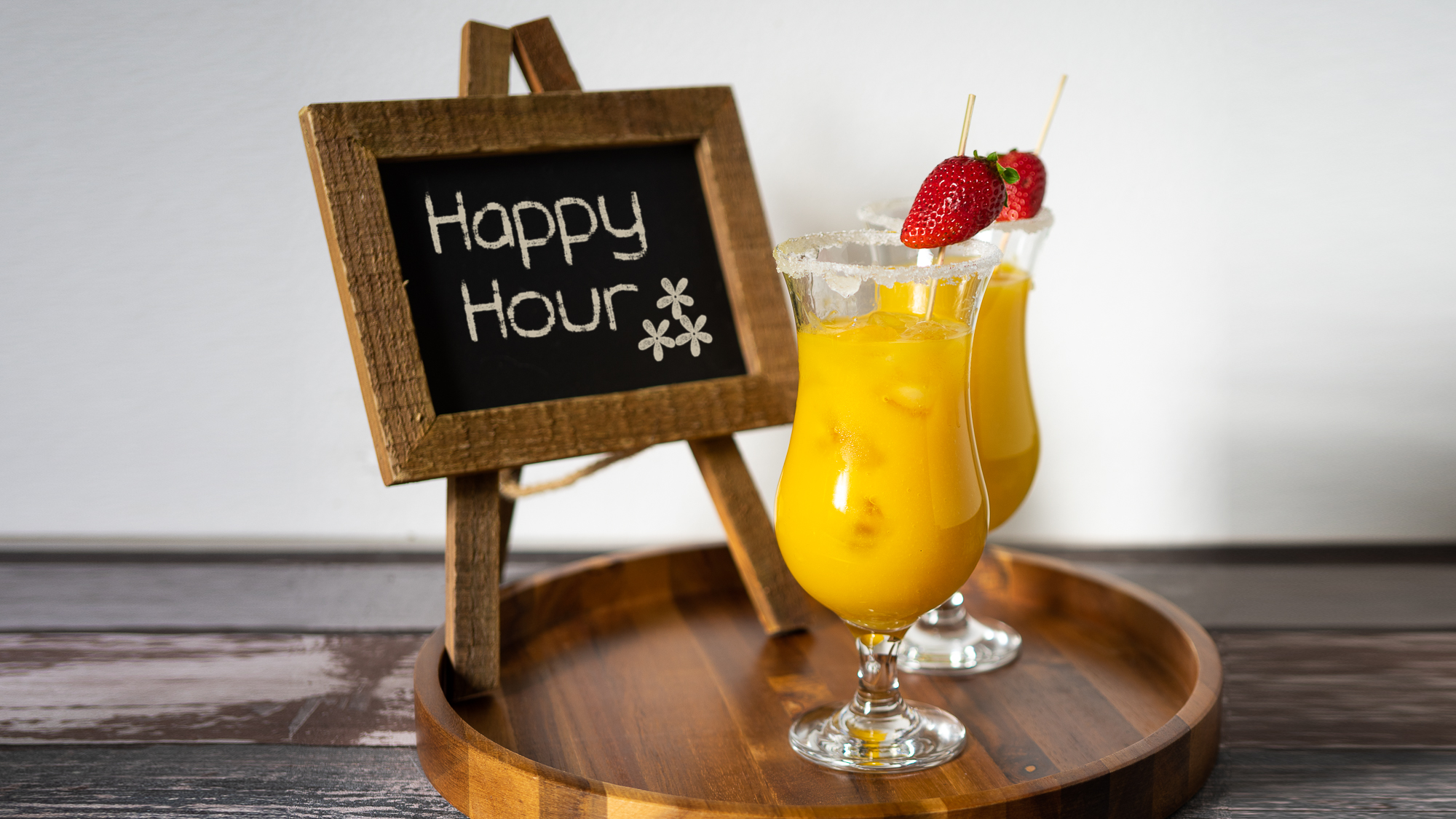 Are you ready for Happy Hour?