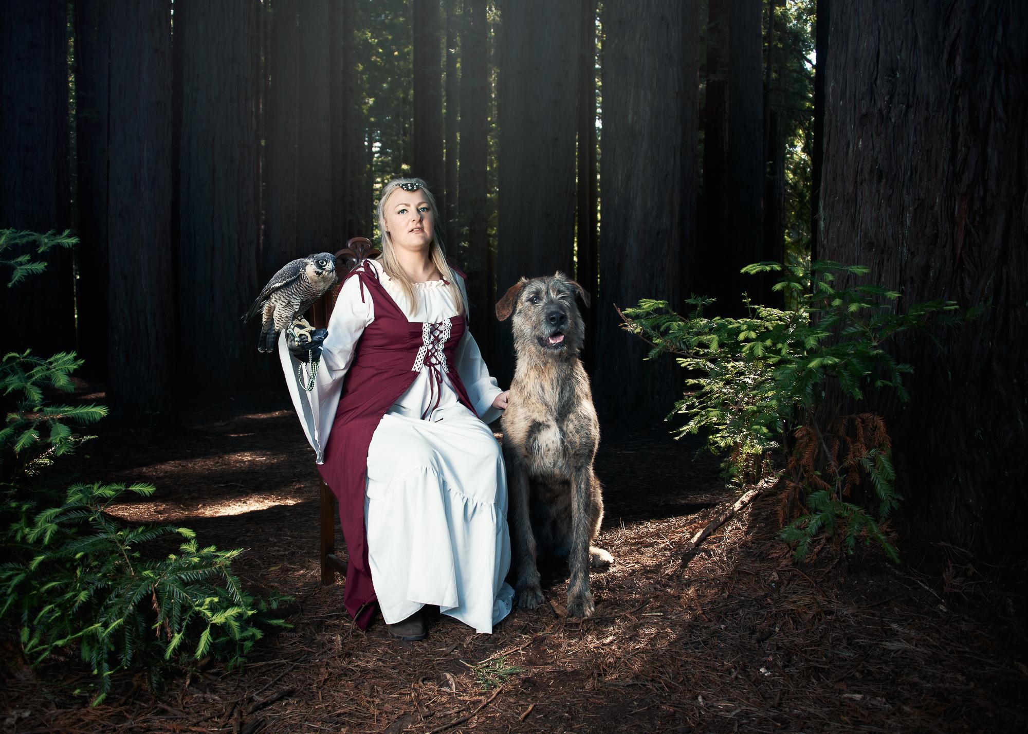 Julie Powell_Hayley & Tizzy.jpg