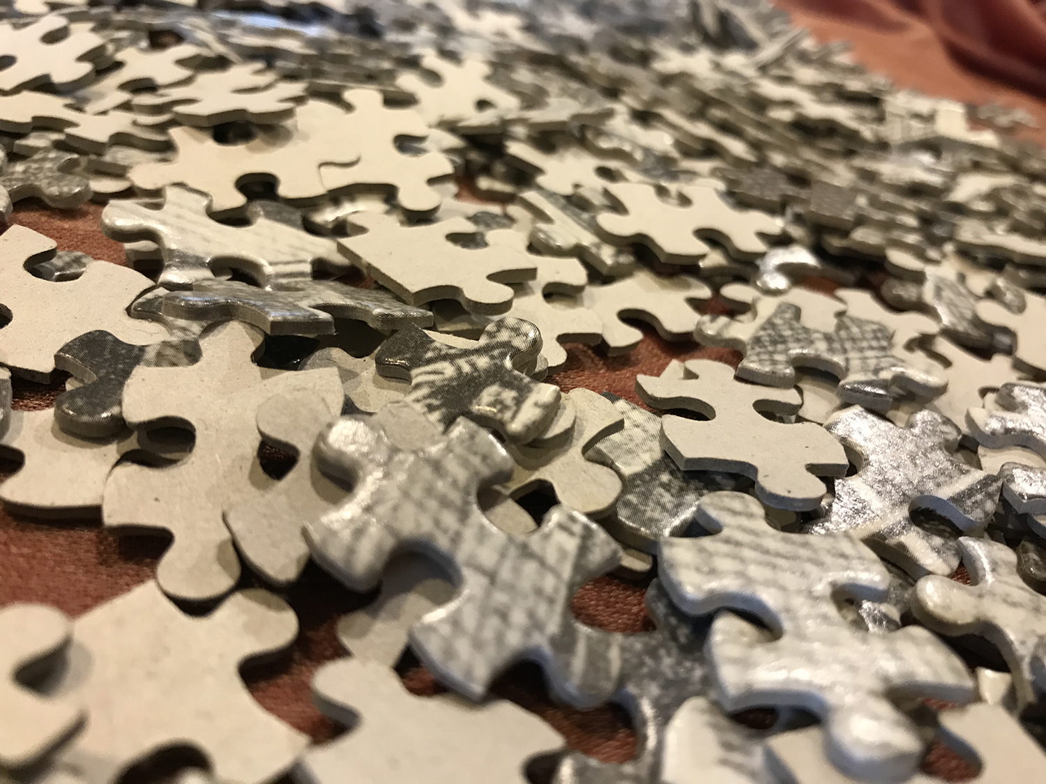 For the past nine months the ashtanga yoga puzzle has been eating away at me. In this piece I write about this.
