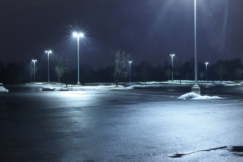 Parking Lot Poles & Fixtures