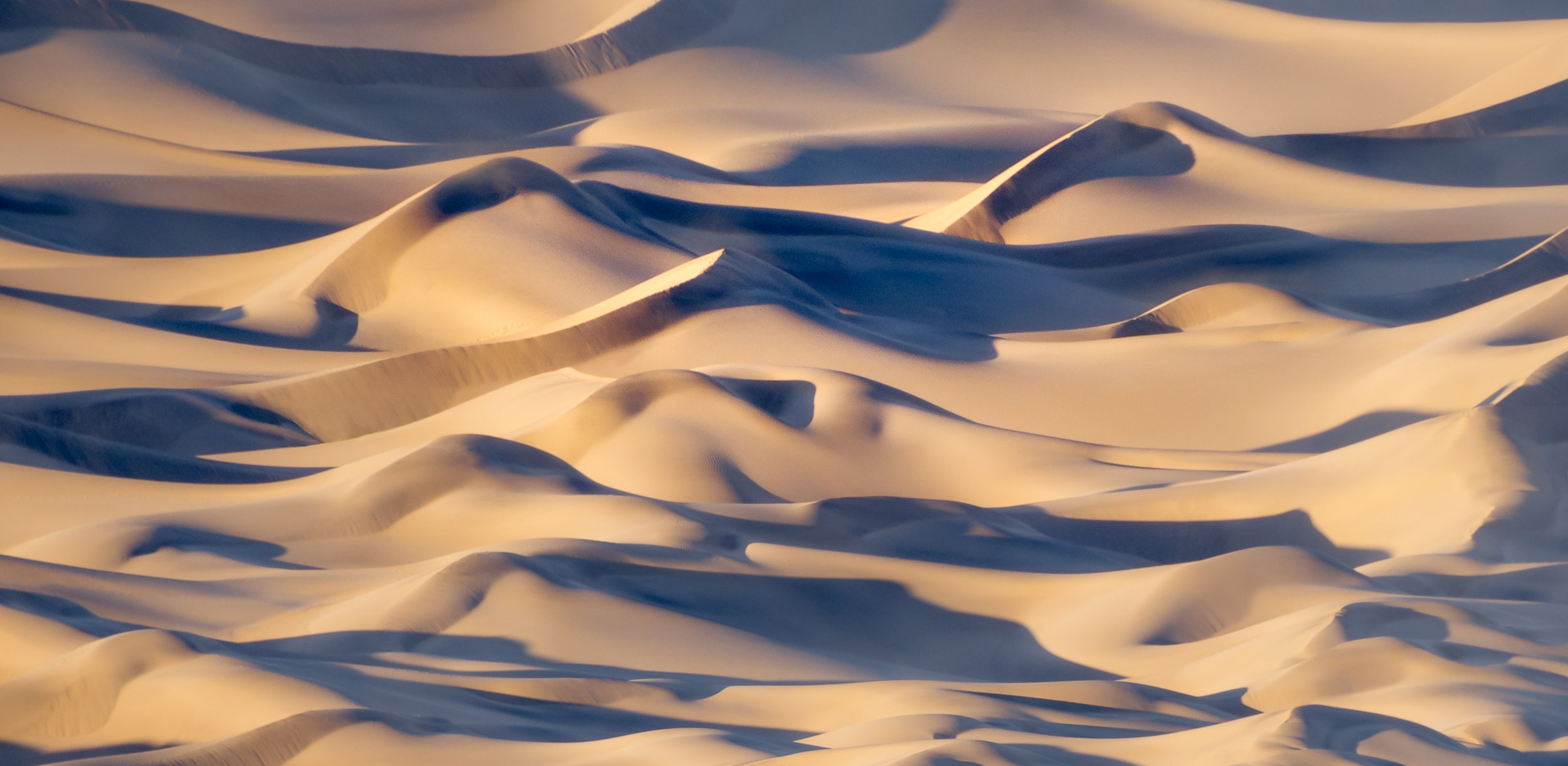 Dunes at 500mm.
