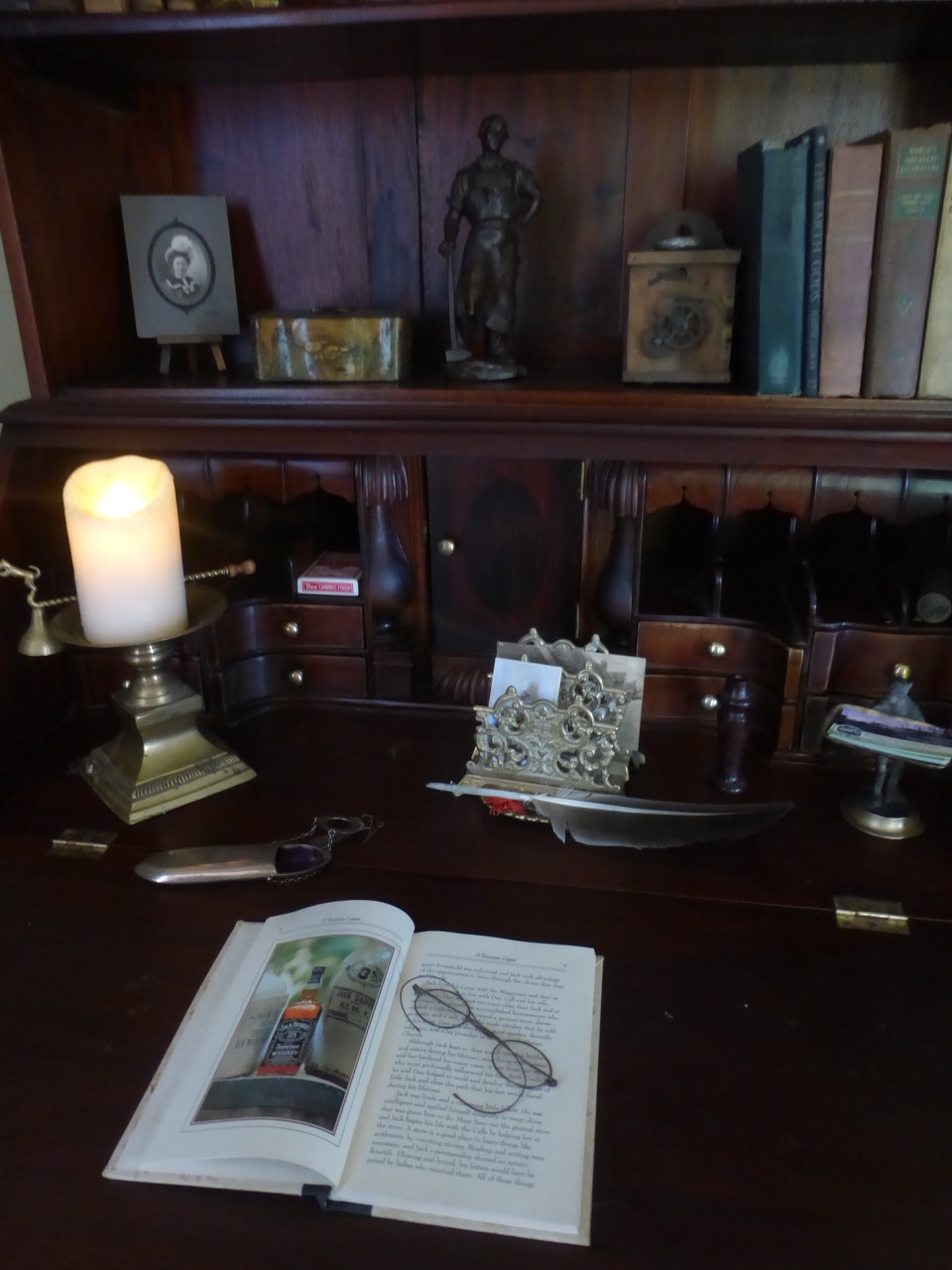 Write your next novel on Wiley's Desk