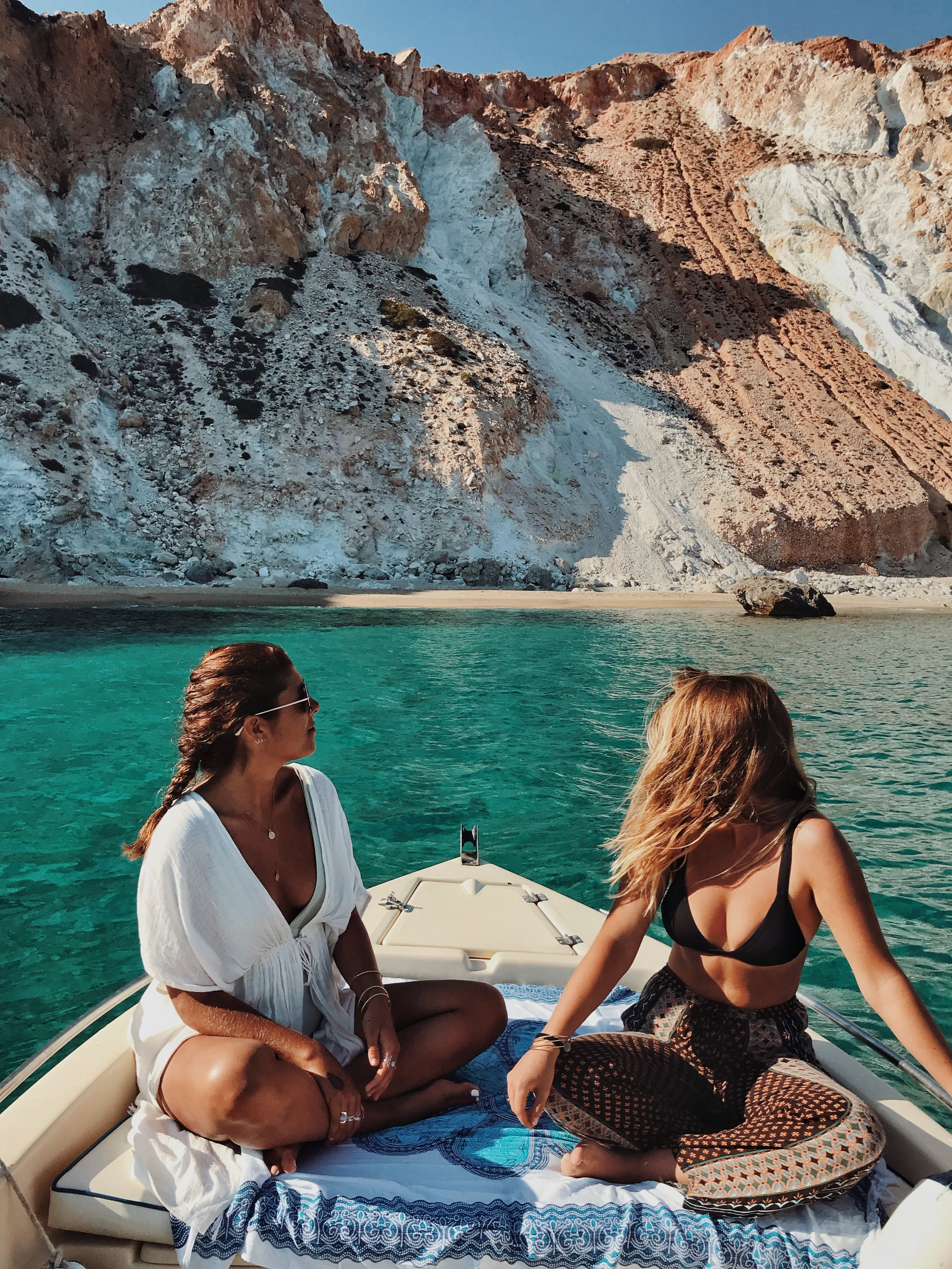 vegan girls in greece