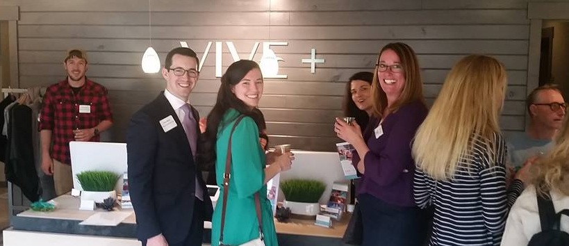 """""""The Cherry Creek Chamber has been has been an integral part of the success and growth of Y.Lo Epicure Catering. Not only are the networking opportunities incredibly beneficial, but the support system that comes along with those relationships is invaluable. My business, as well as my professional development has continued to thrive throughout the years as a result of my membership and involvement in the Chamber.""""    — Lisa Altenburg YLO Epicure"""