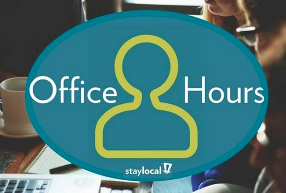 Stay Local Office Hours