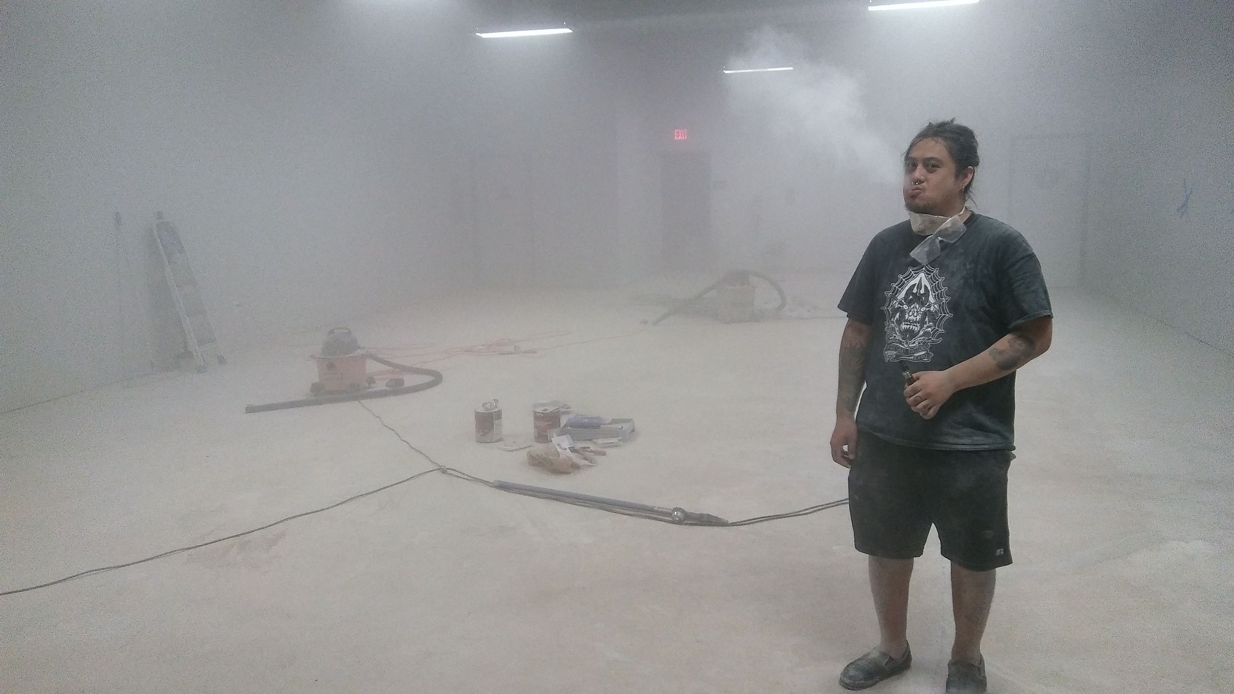 We get it Andre, you vape