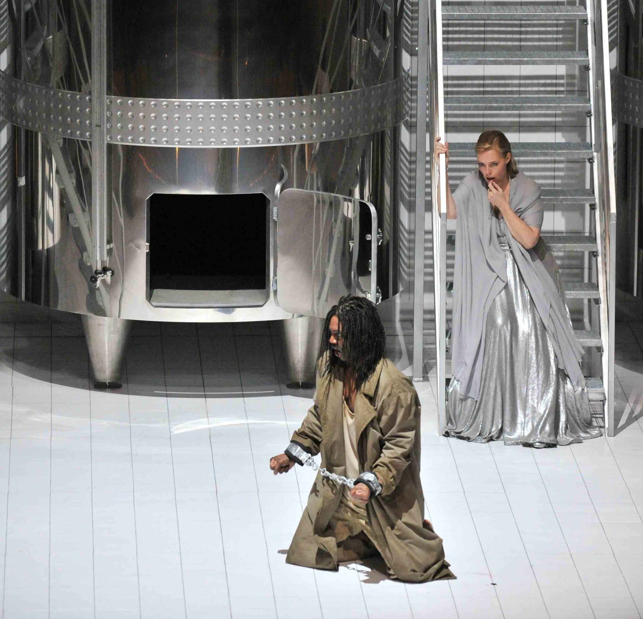 Jochanaan (  Salome  ), Opéra National de Bordeaux