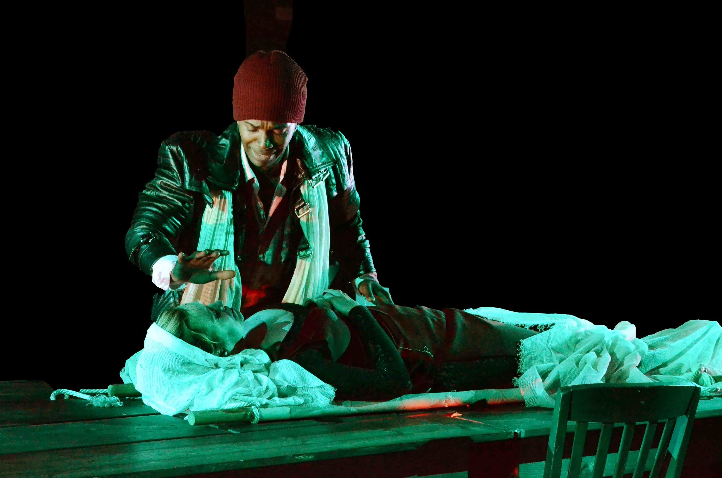 Macbeth (  Macbeth  ), Chicago Opera Theater