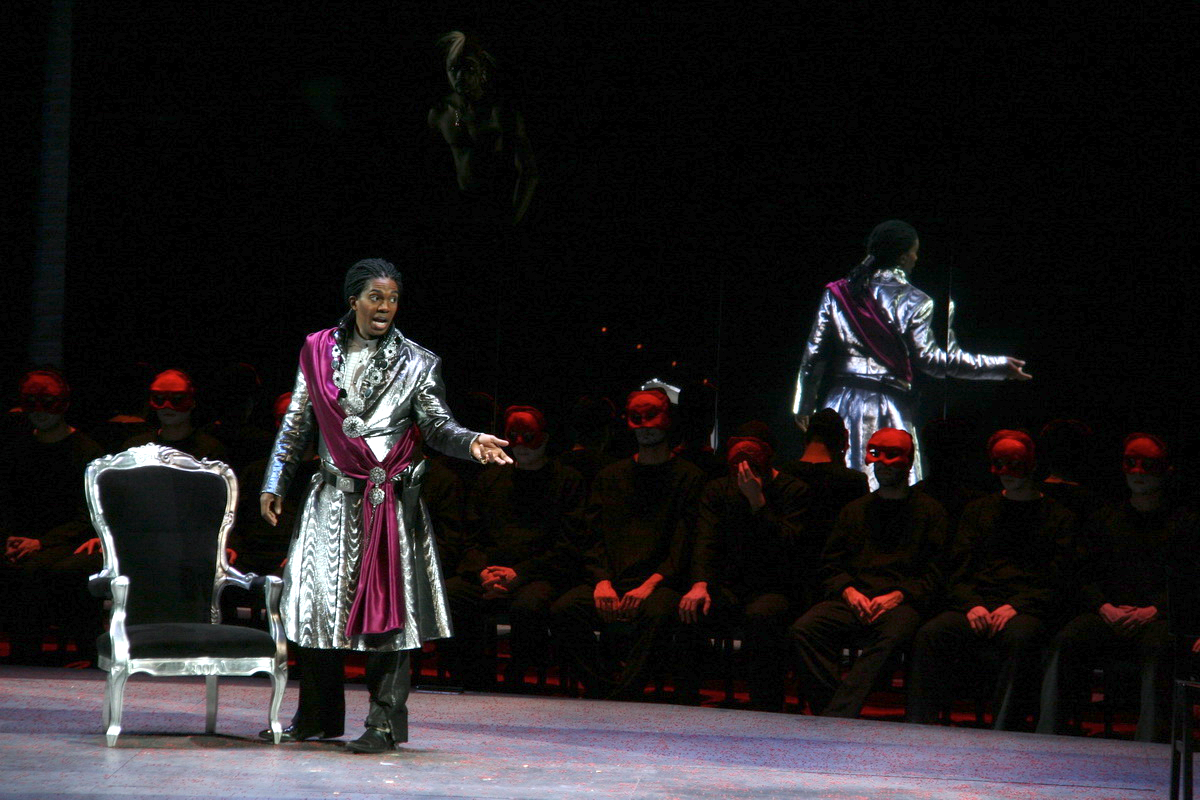 Jones (  The Emperor Jones  ), Teatro delle Muse