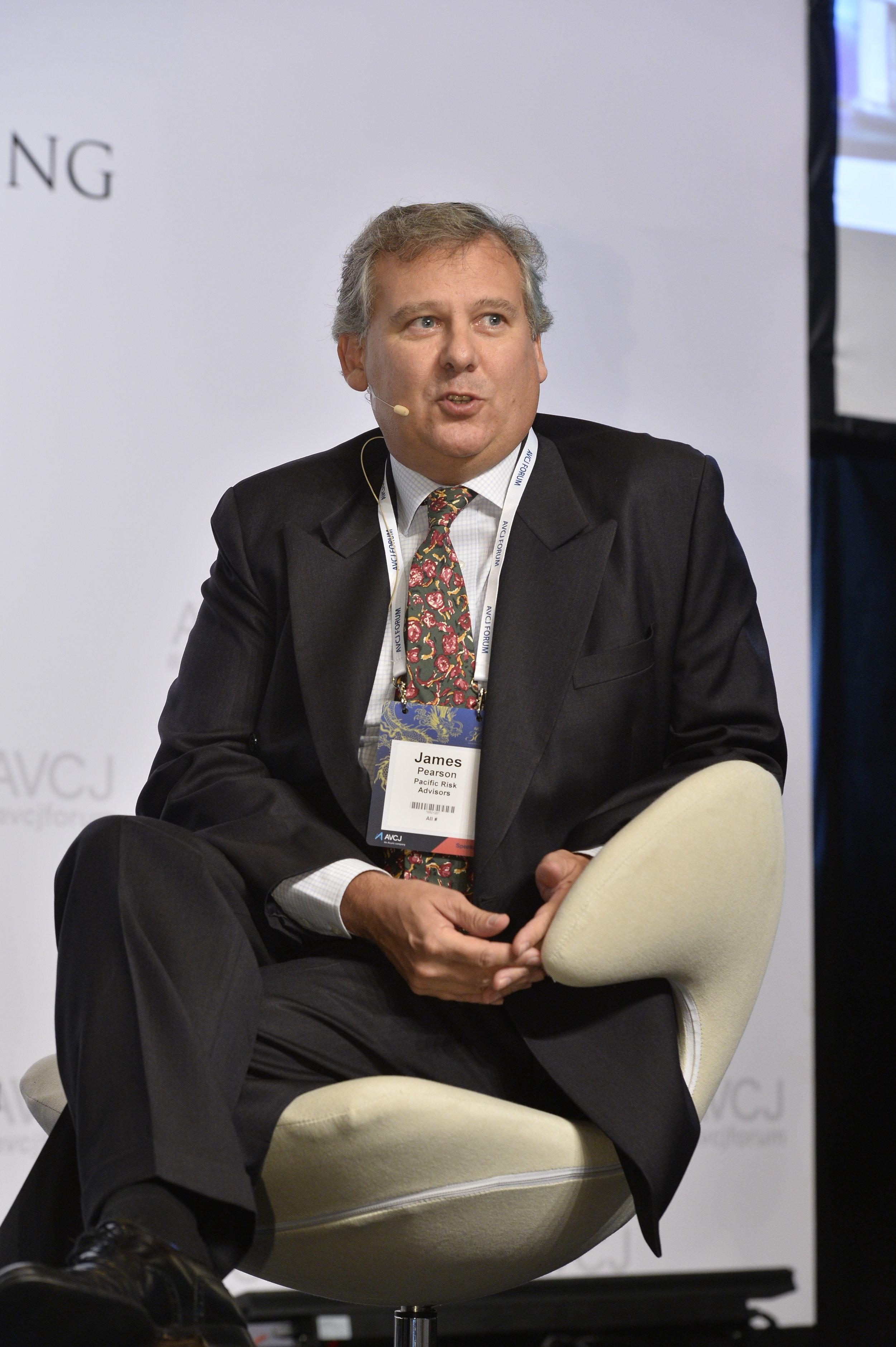 James Pearson, CEO - Pacific Risk Advisors