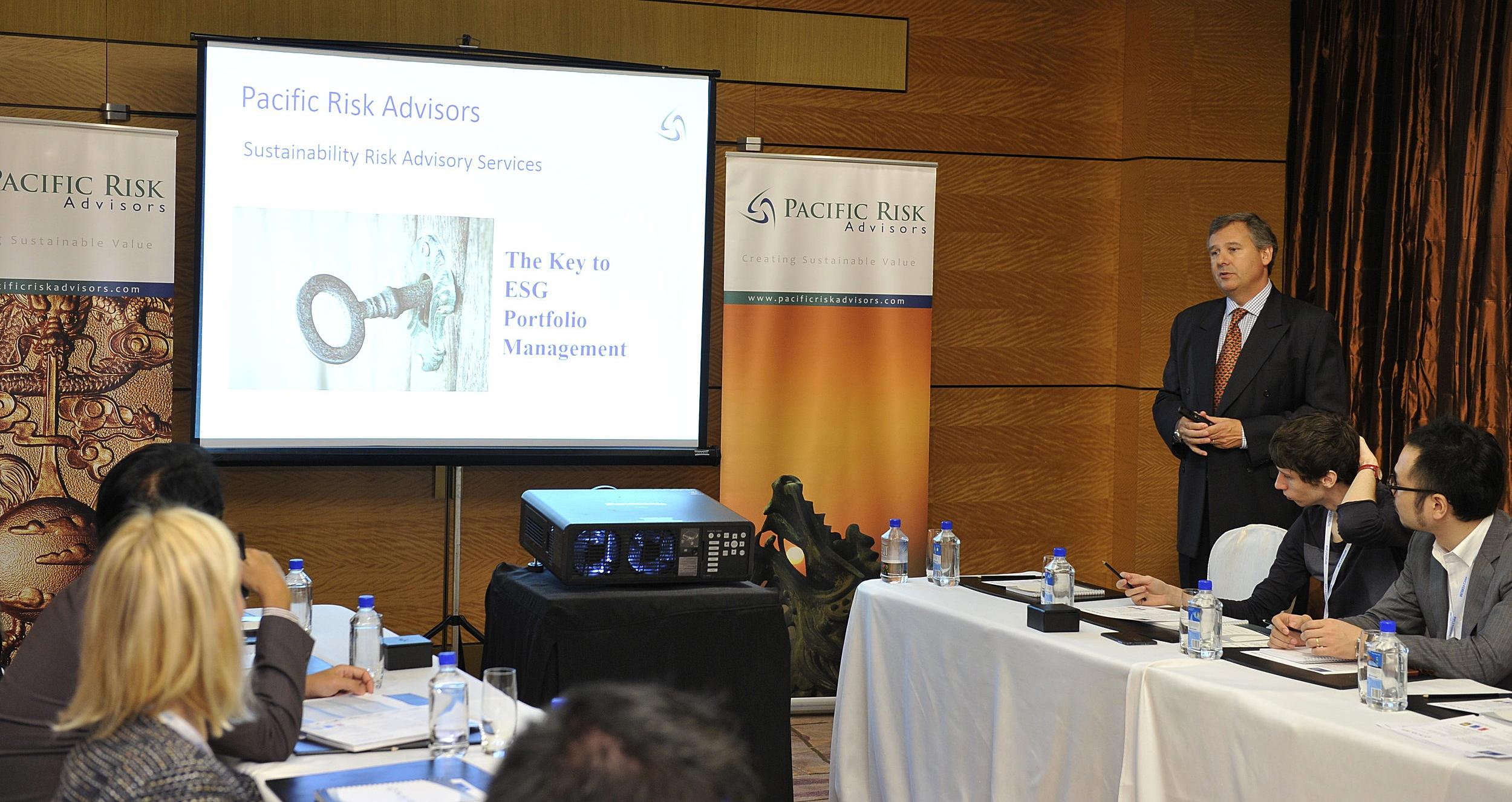 2014 AVCJ ESG Workshop