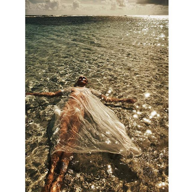 ✨✨✨ Dream Vibes #messageorganicslovesvogueparis #lachlanbailey #anjarubik