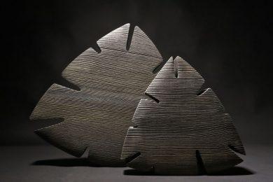 TM_n°130917:1 et n°130917:2 Frêne : Ash wood 370 x 380 x 80 mm, 510 x 585 x 80 mm.jpg