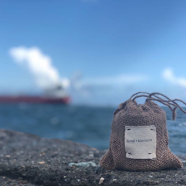 Experience the thrill of our #earthandsoulfriendly soy candles. Order today at berylblossom.com, berylblossomja@gmail.com or call 8763726480.  #berylandblossom #soywax #waterfront #jamaica