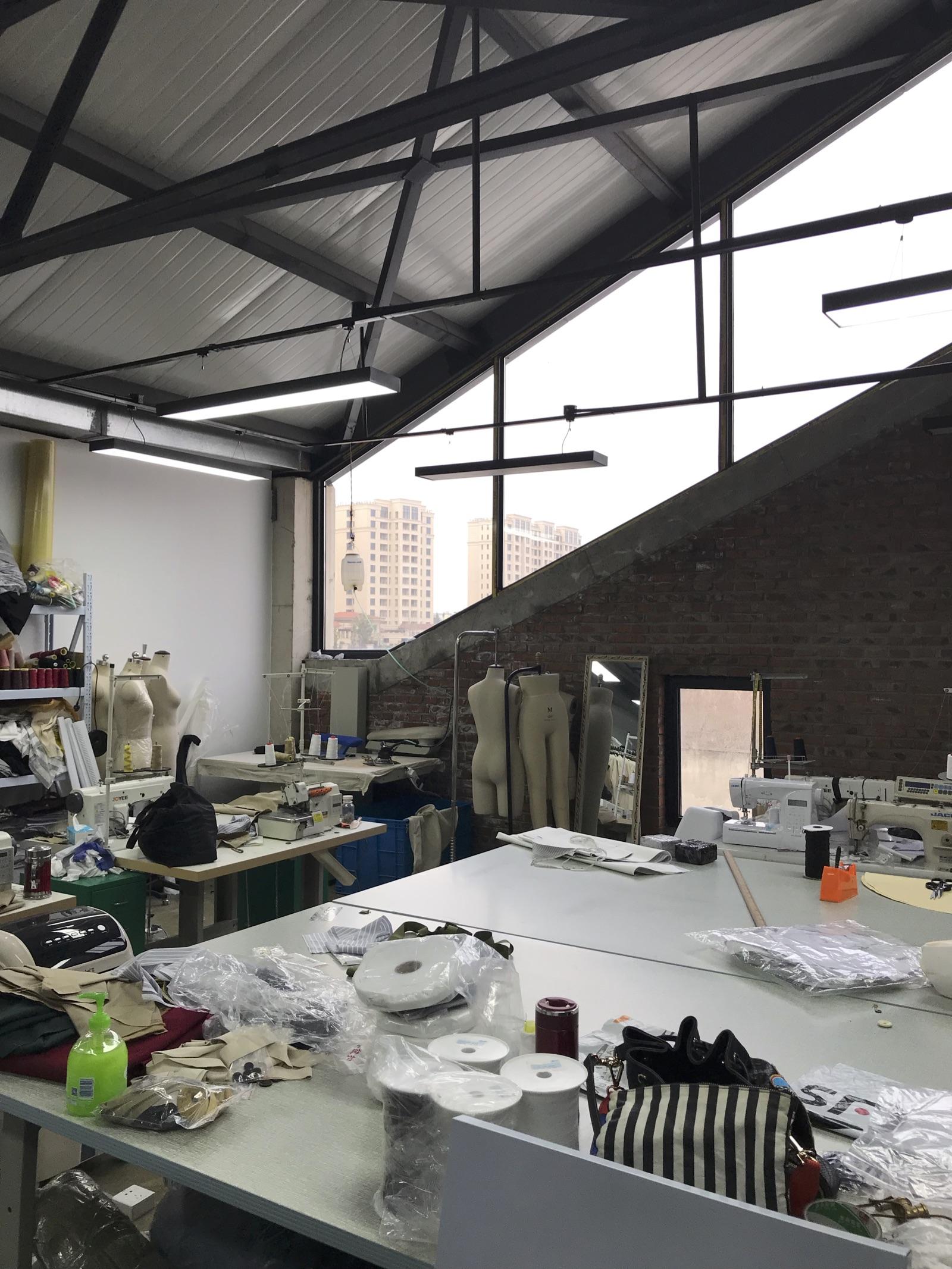 MOHME main supplier : Hsu Jen Yu Atelier in Shanghai
