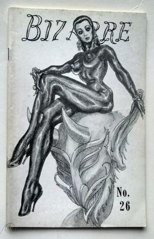1959 Bizarre Magazine #26