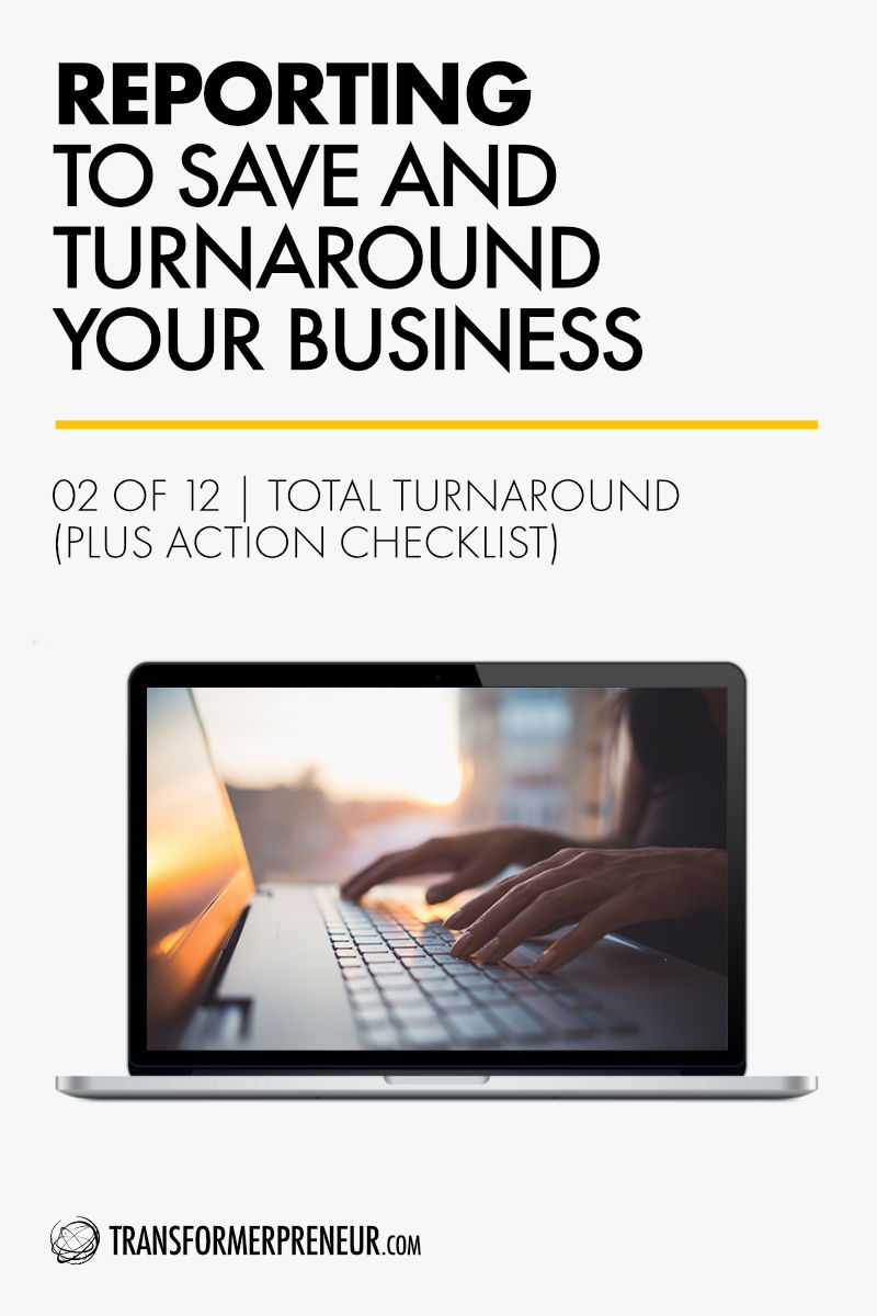 Save Turnaround Grow Your Struggling Consultancy Practice Studio Agency Business Reporting