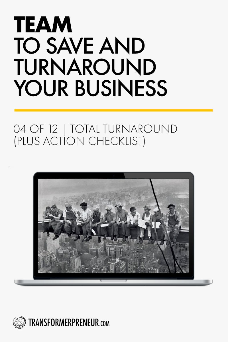 Save Turnaround Grow Your Struggling Consultancy Practice Studio Agency Business Team Work