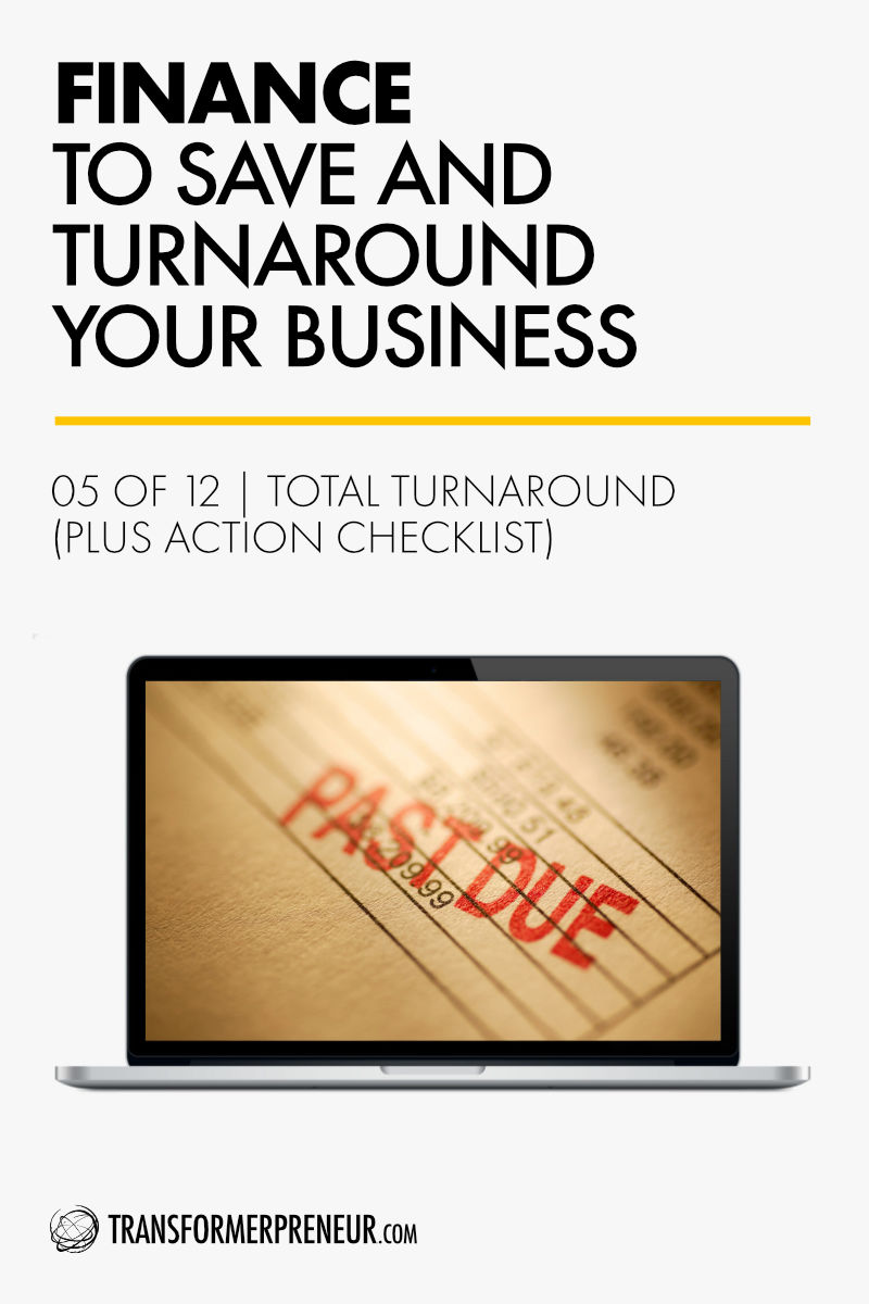 Save Turnaround Grow Your Struggling Consultancy Practice Studio Agency Business Finance