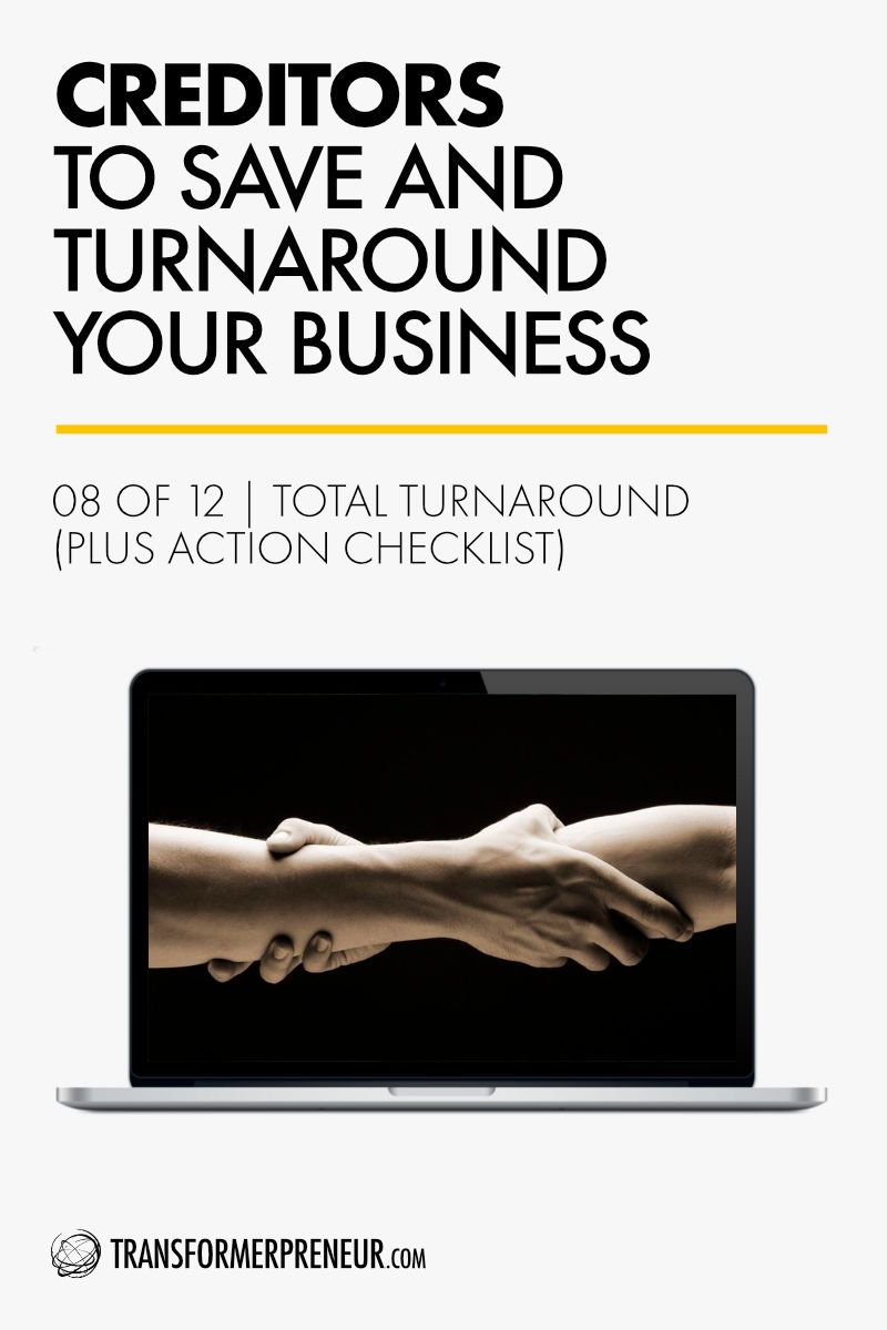 Save Turnaround Grow Your Struggling Consultancy Practice Studio Agency Business Creditors