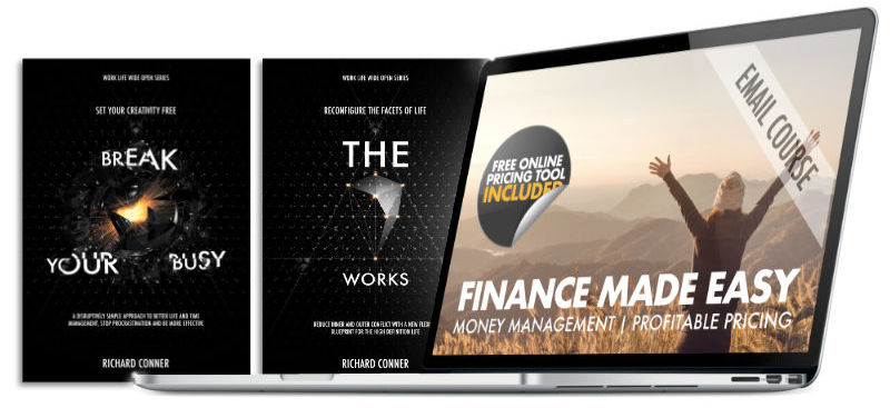 Start and Grow Your Transformerpreneur Business Life FREE Books And Course