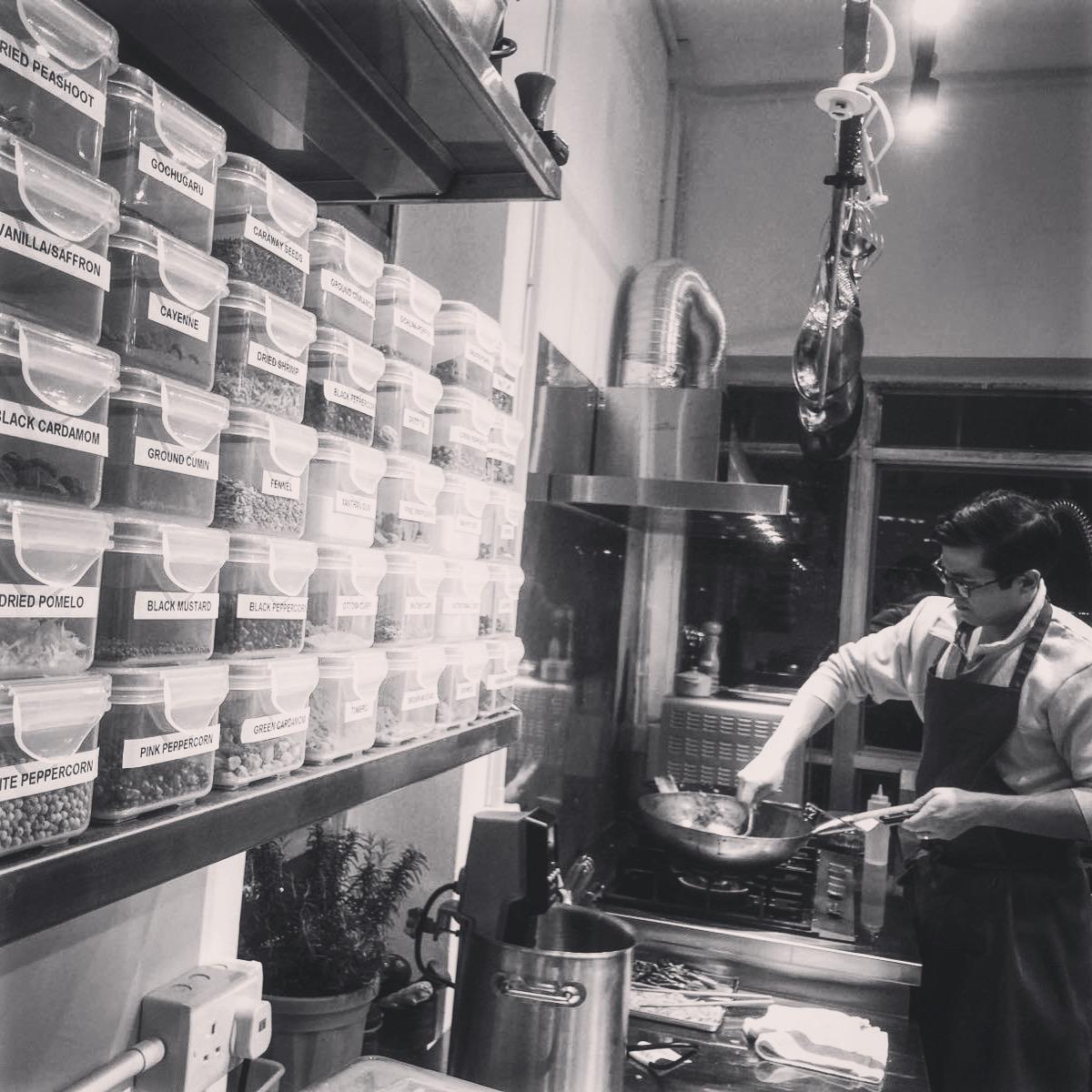 private kitchens Hong Kong