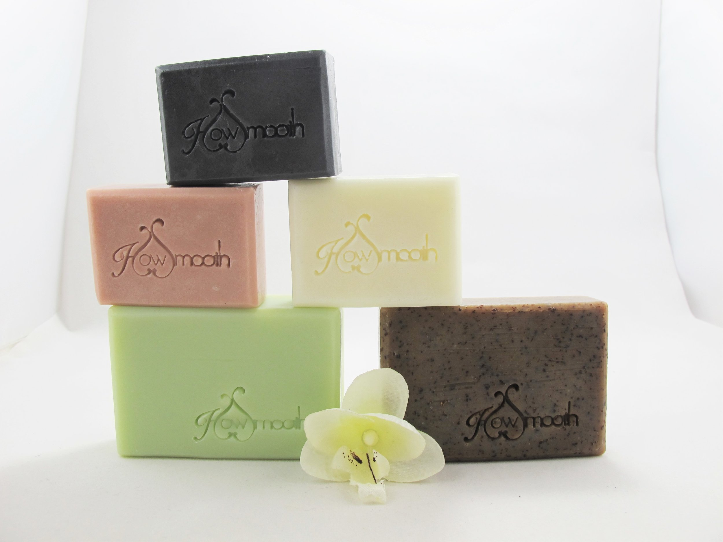 Handcrafted soap from HowSmooth
