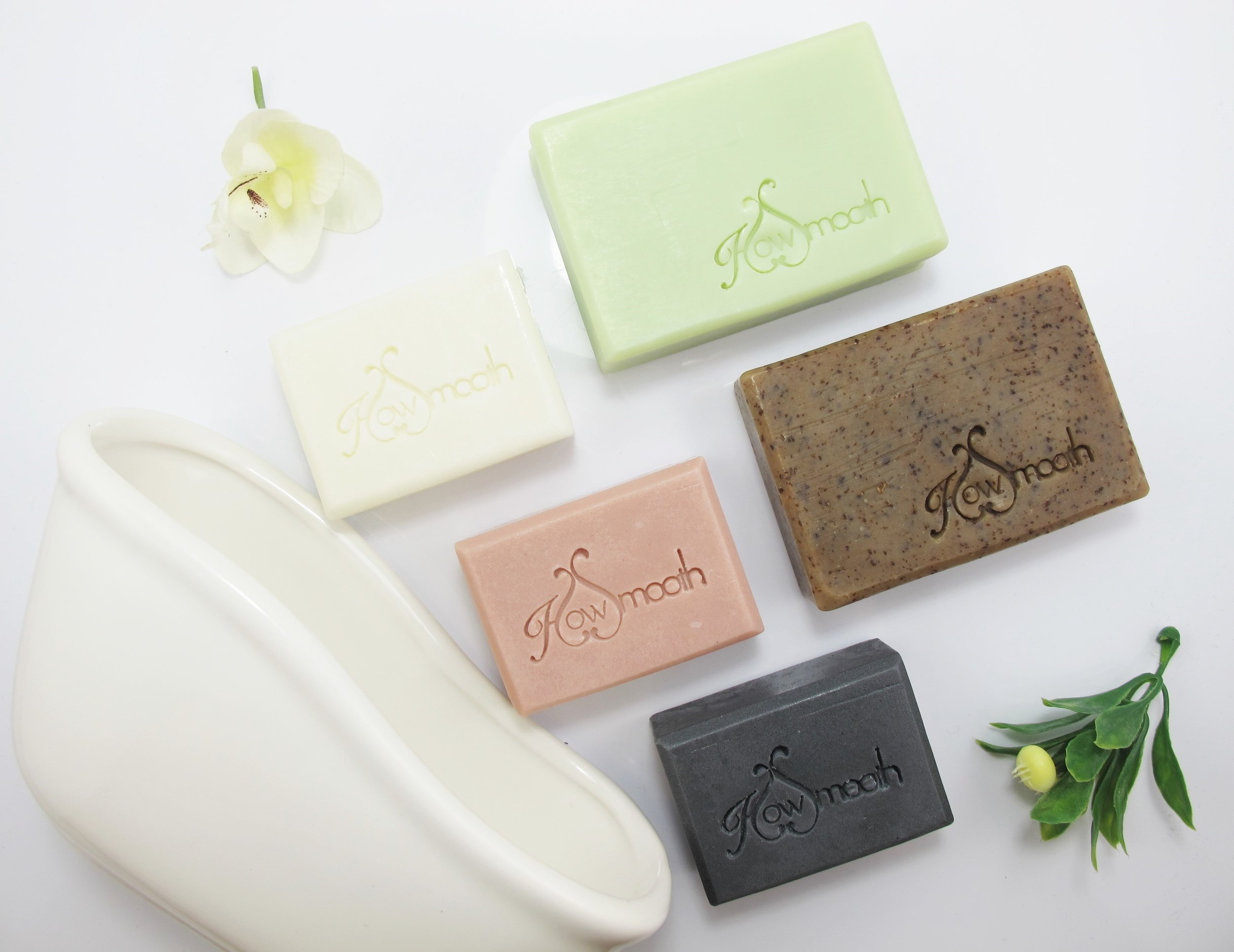 Body Soap 100g and Face Soap 50g