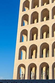Alessandro Grussu,  Roma - EUR - Palazzo della Civiltà Italiana , via photopin.com, creative commons license.