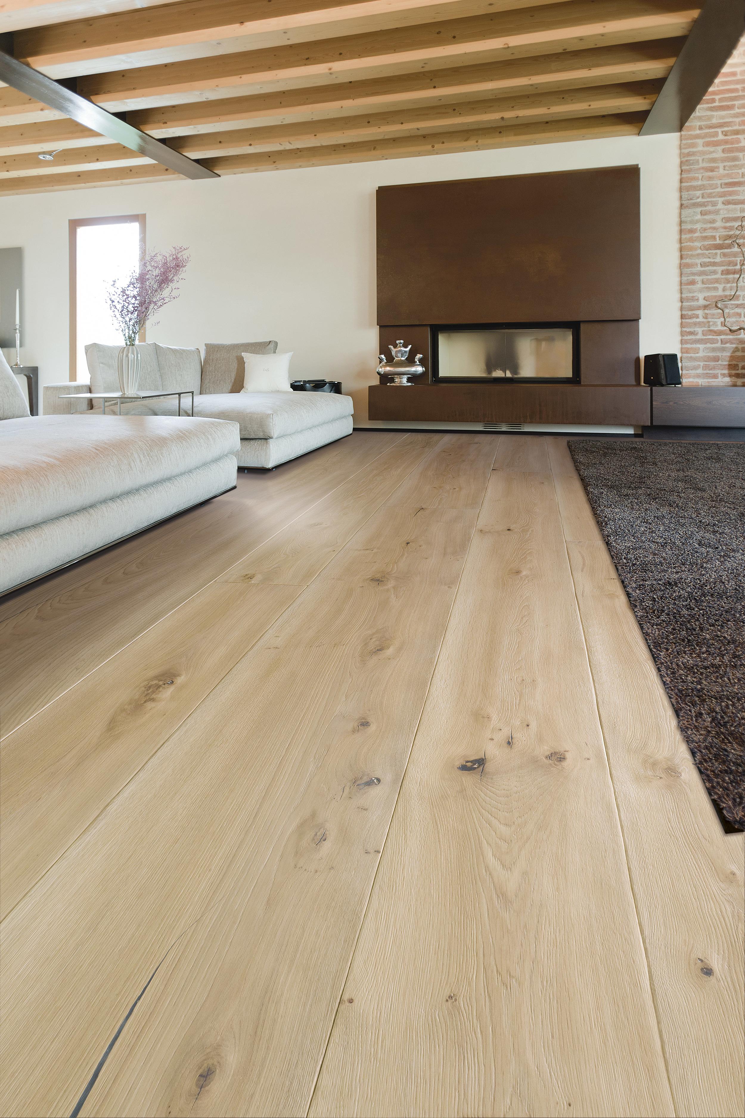 Antico Asolo `500 Onda Rustic European Oak.