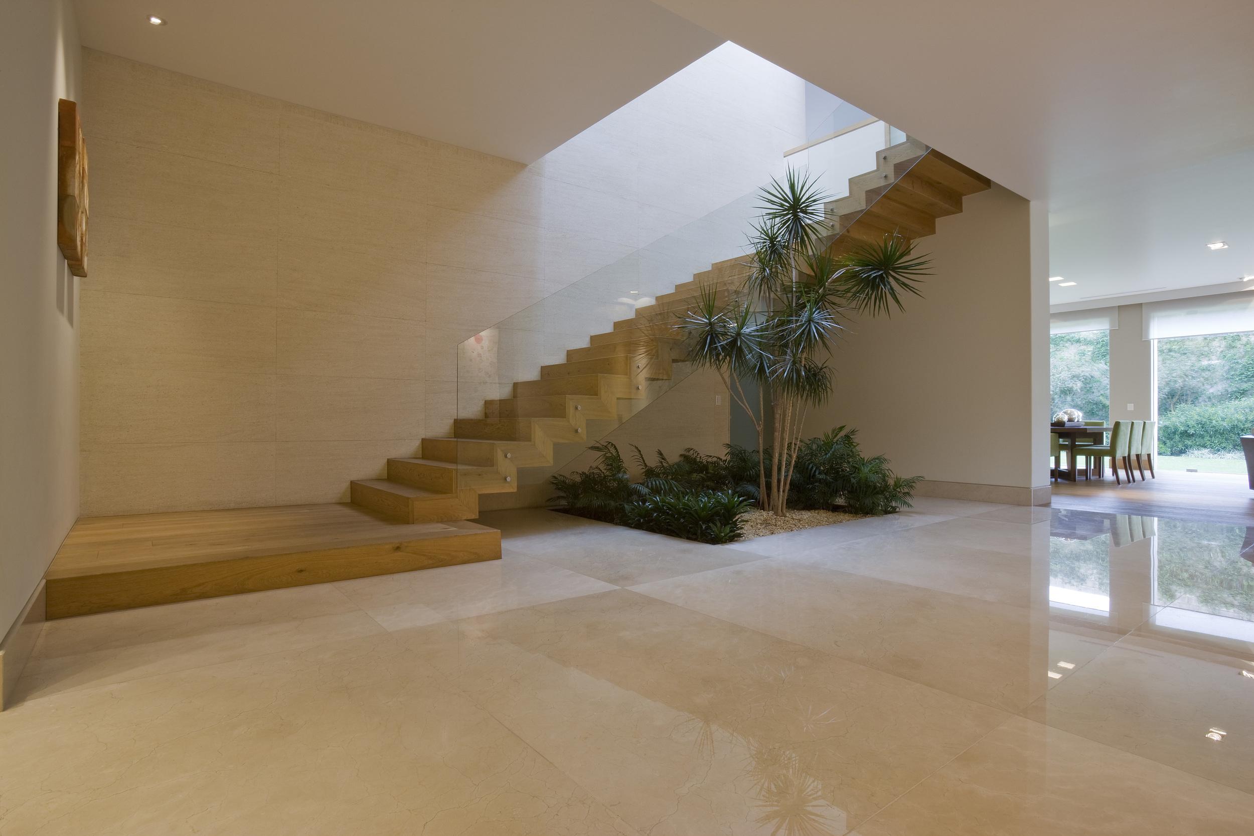 Stairs in AA Oak