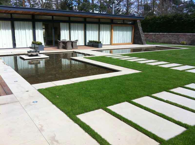 Terra Firma Gardens Glasgow Landscapers