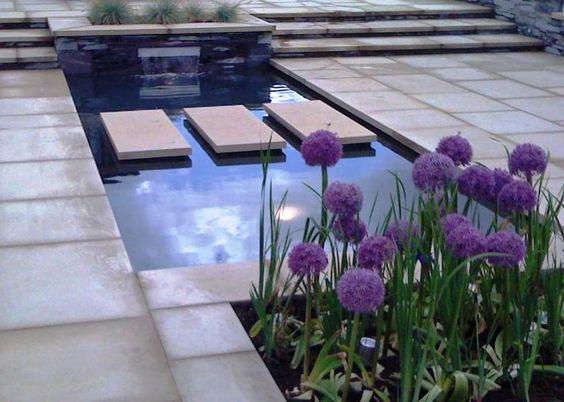 Garden Terrace near Glasgow