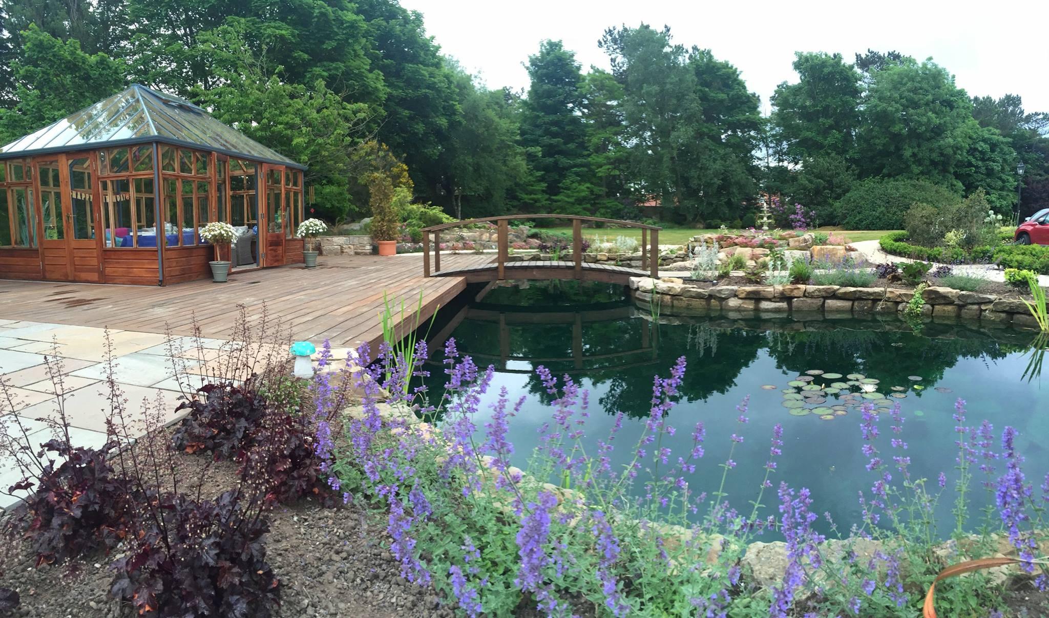 Troon Pond, Bridge and Hardwood Deck.jpg