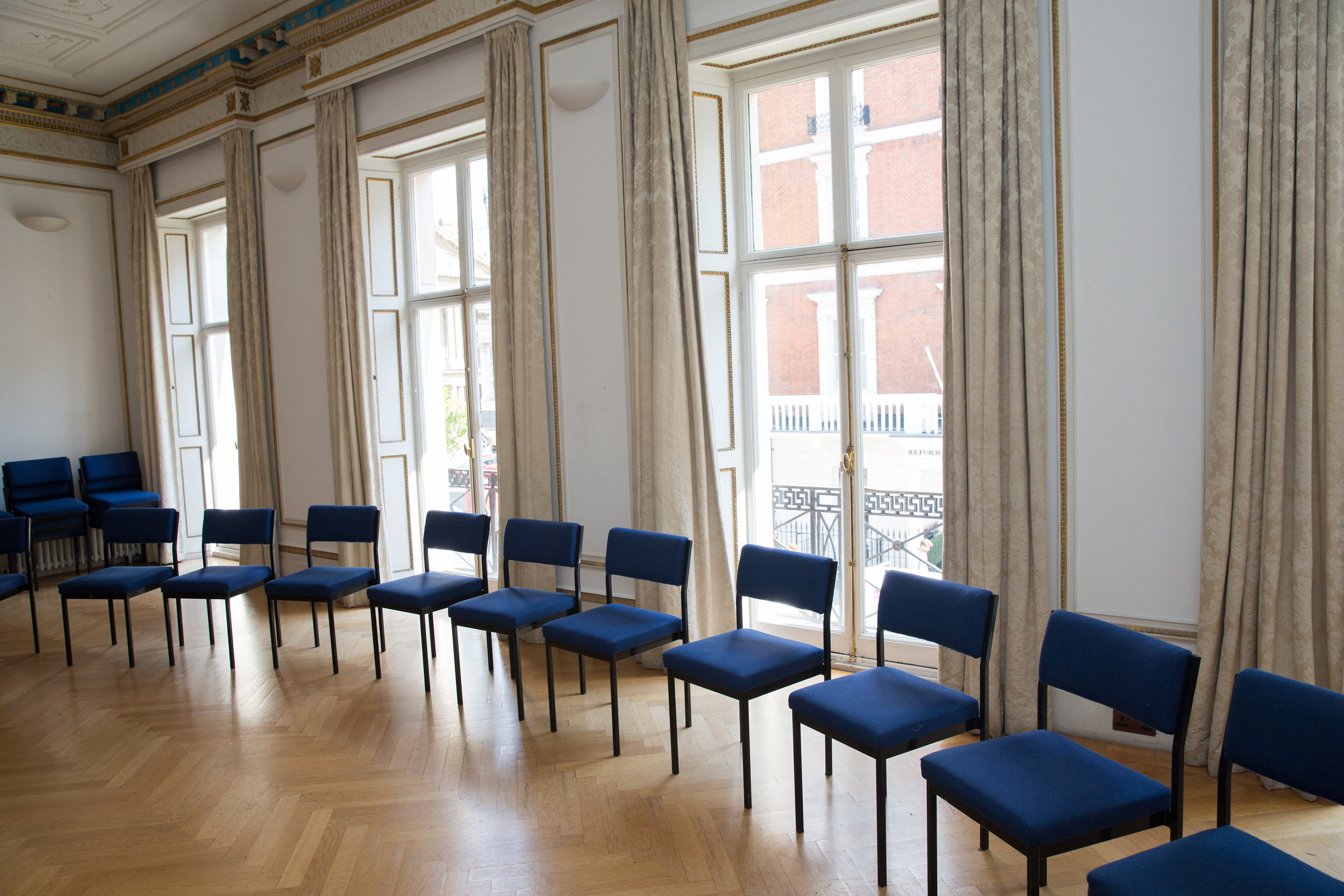 The Boardroom at Mandeville Place Marylebone