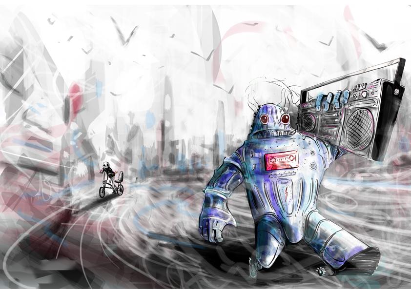 Ghetto-Bot 2015