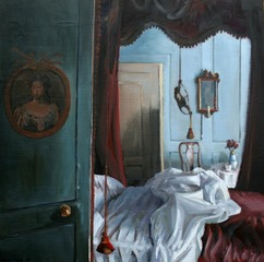 A glimpse into the bedchamber