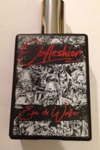 Obfleshion - Eau de Walker - the sweet smell of zombie