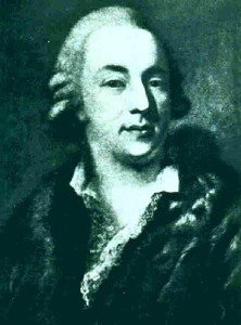 "Giacomo Casanova: He said of himself, ""I'm not an attractive man; I simply have an unbridled belief that I am capable of anything."""