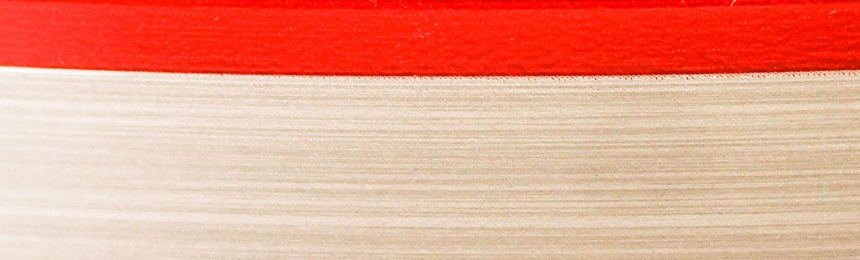 1A71 -  3D  CRISTAL ROJO  23 x 1 mm