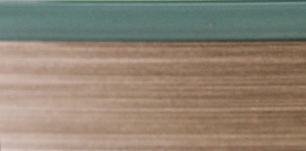 3D CRISTAL AGUAMARINA  23 x 1 mm