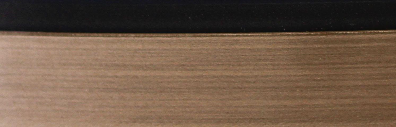 3d CRYstal Black  23 x 1 mm