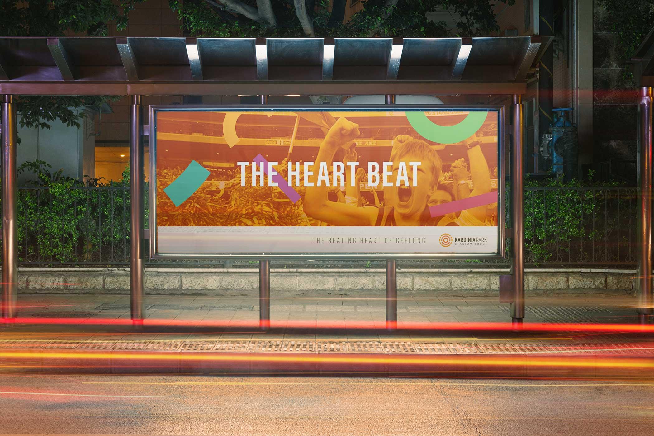 Kardinia Park Stadium Trust, advertising campaign