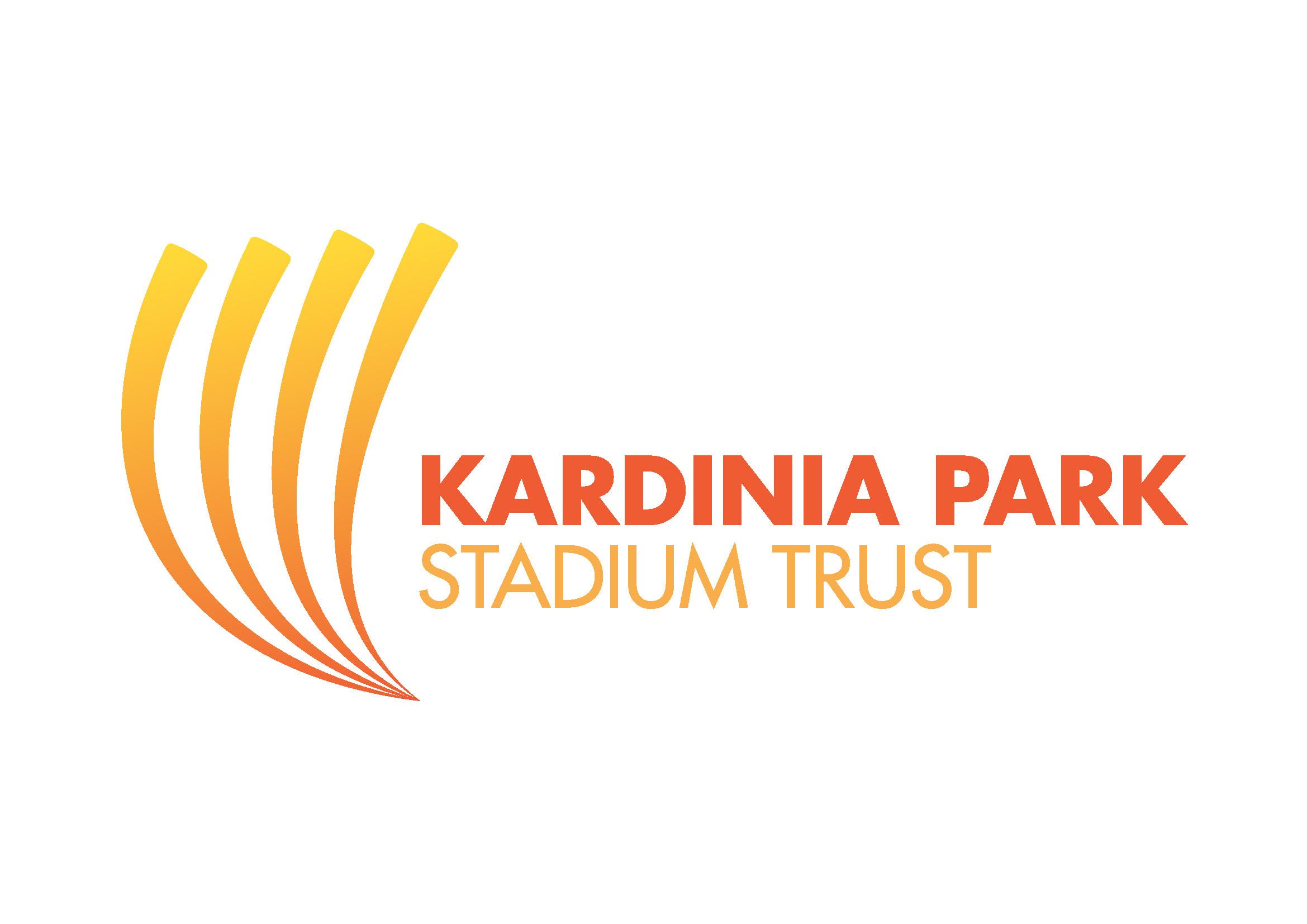 Kardinia Part Stadium Trust logo.Designer:Todd Murphy.