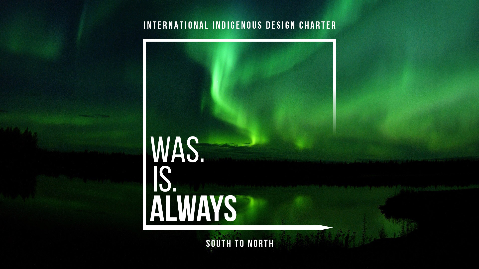 Was. Is. Always: South to North  - Greenland, Norway, Denmark 2016