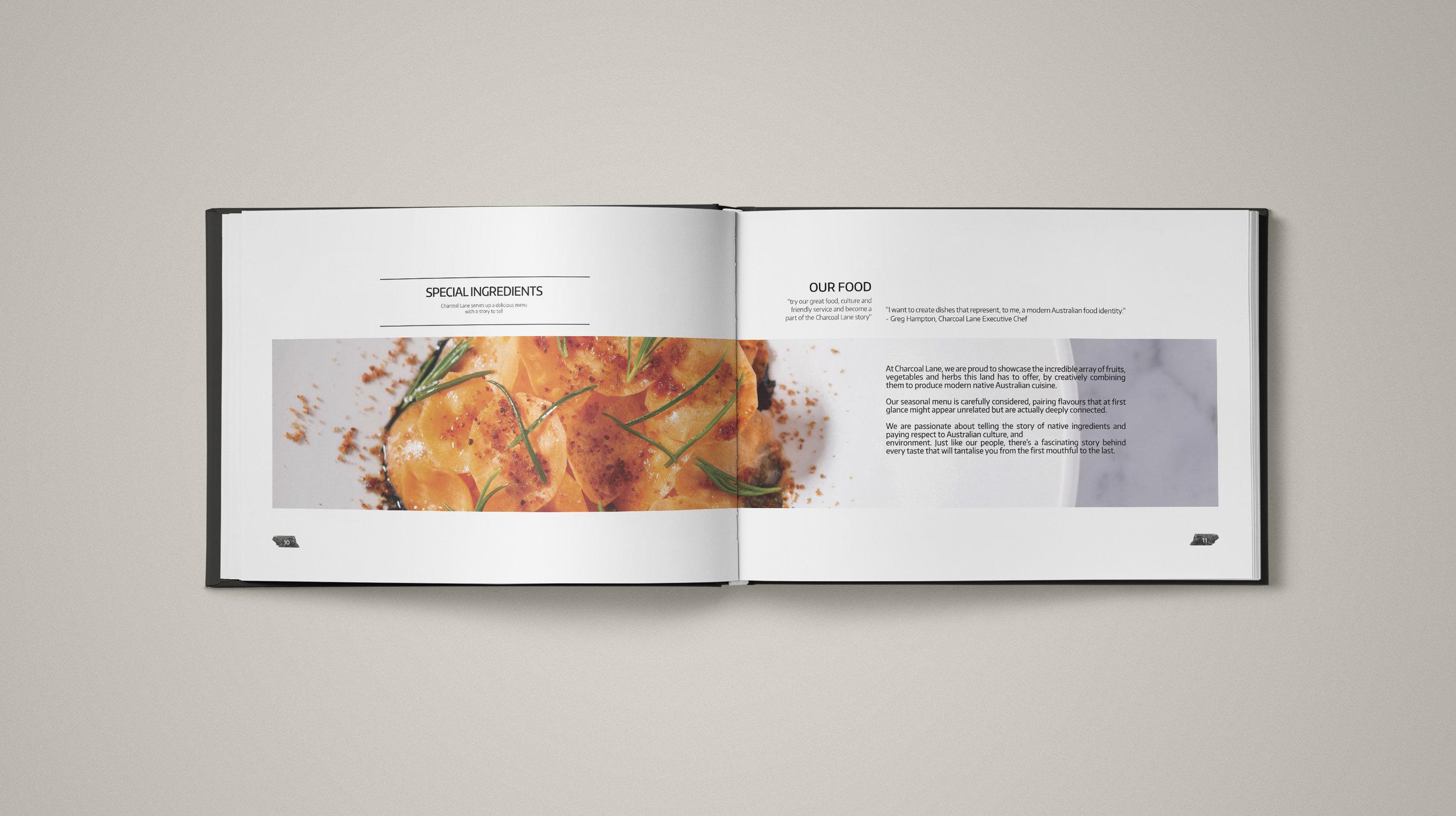 Charcoal Lane Book - Philosophy