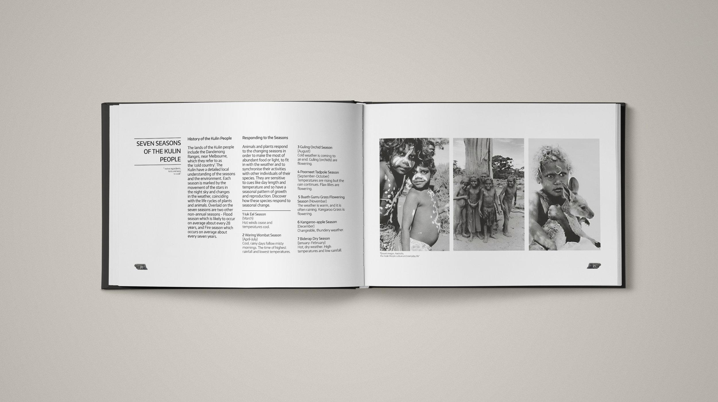 Charcoal Lane Book - 6 Seasons