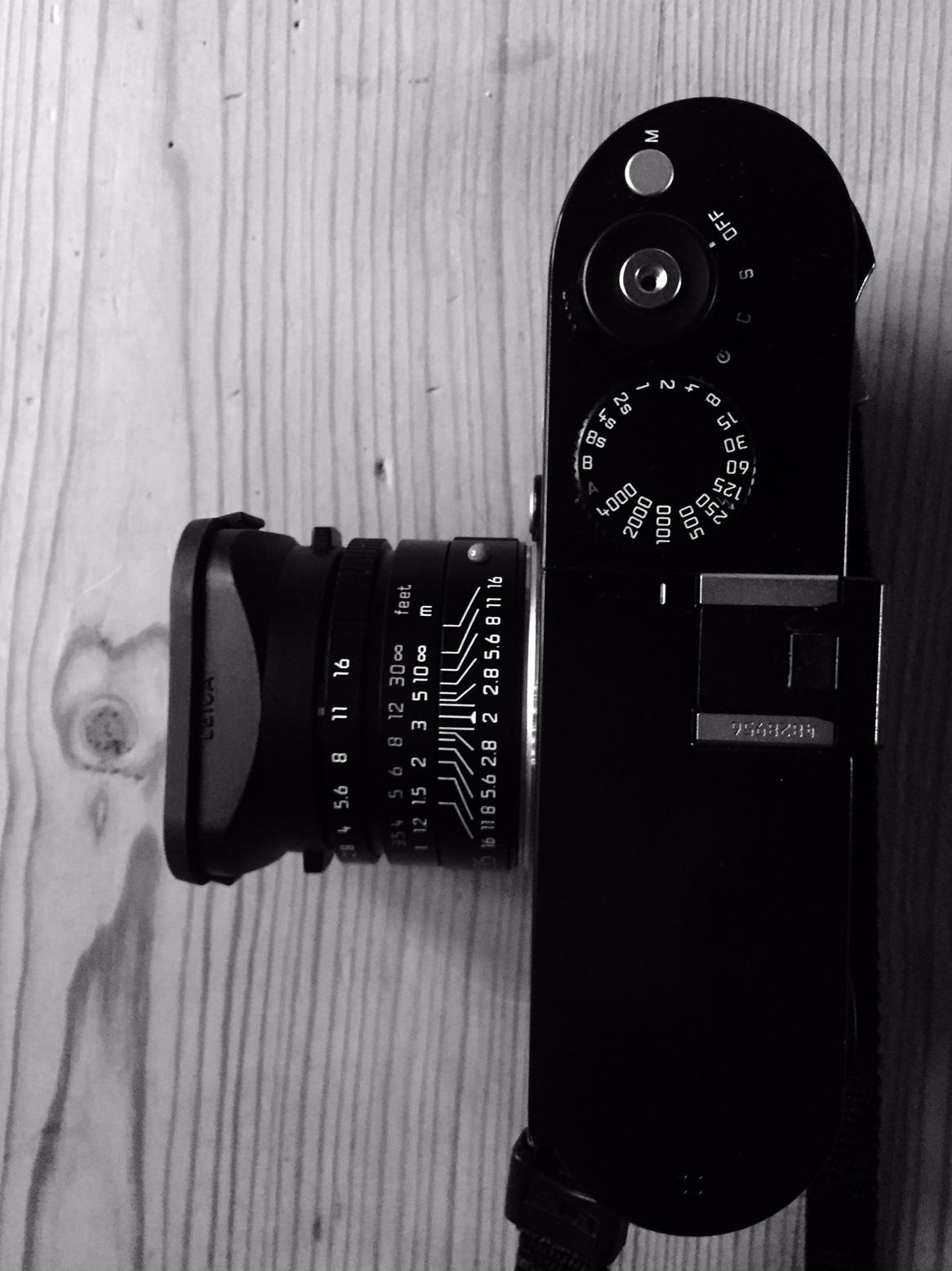 35mm Hyperfocal f/11 1/1000 Shutter
