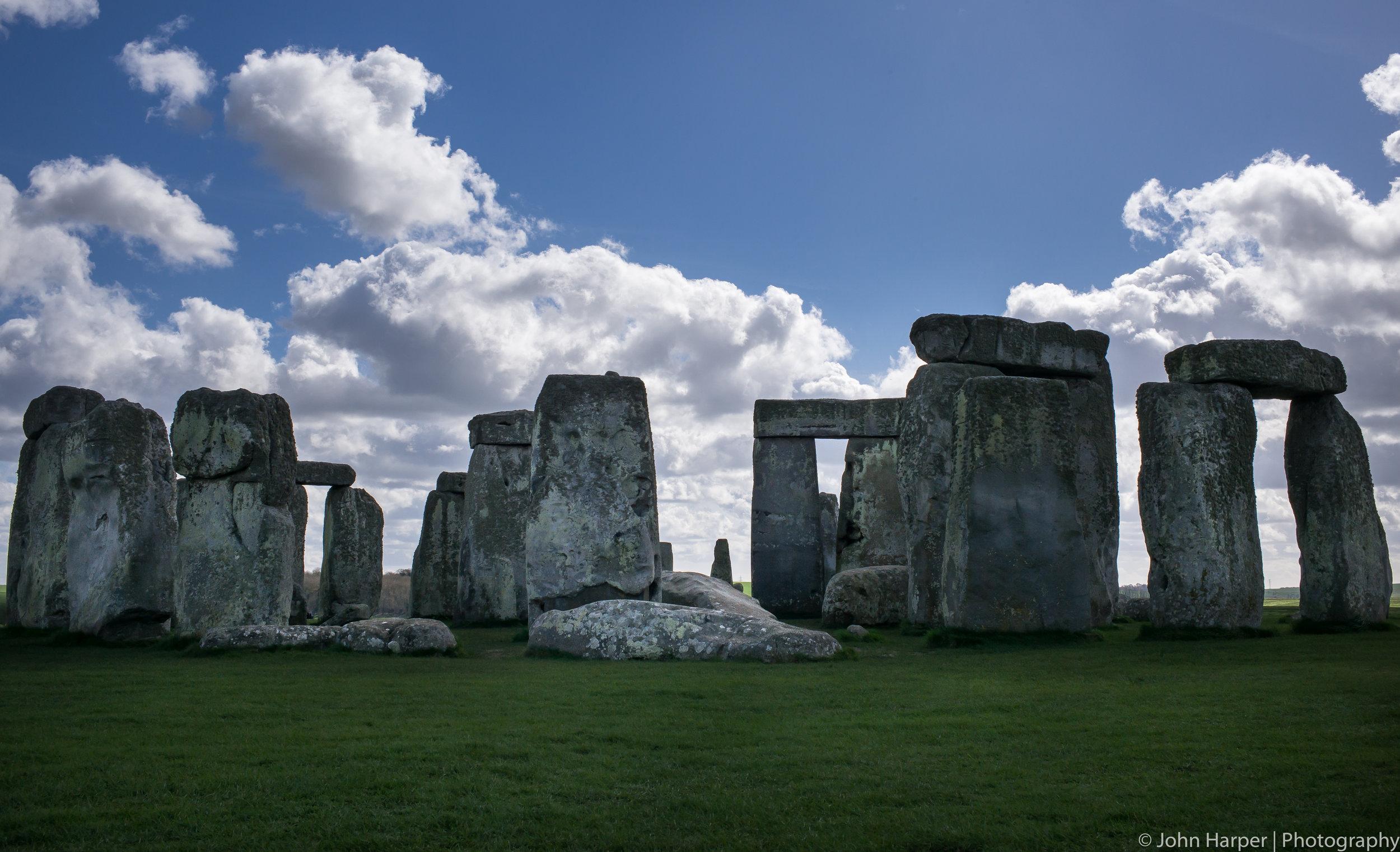 Stones In A Field